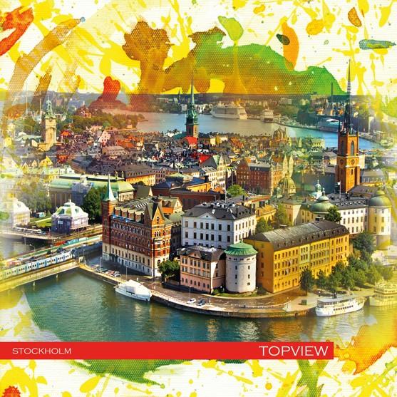 RAY - RAYcities - Stockholm - Topview