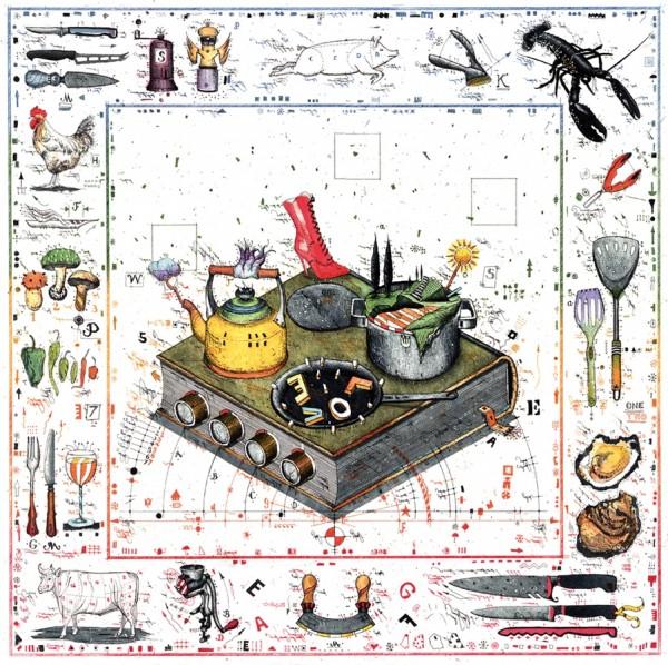 LESLIE G. HUNT - Das Handbuch für den Gourmet