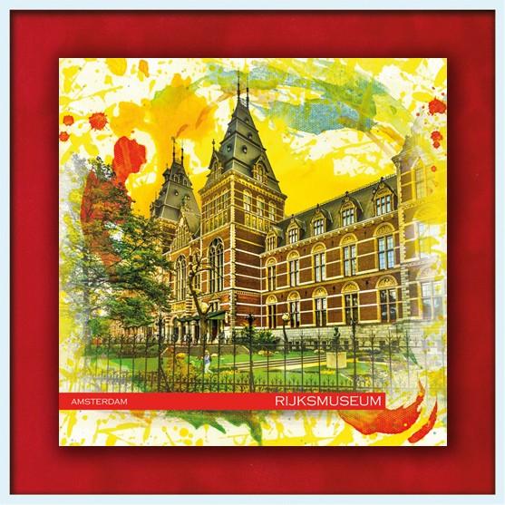 RAY - RAYcities - Amsterdam - Rijksmuseum