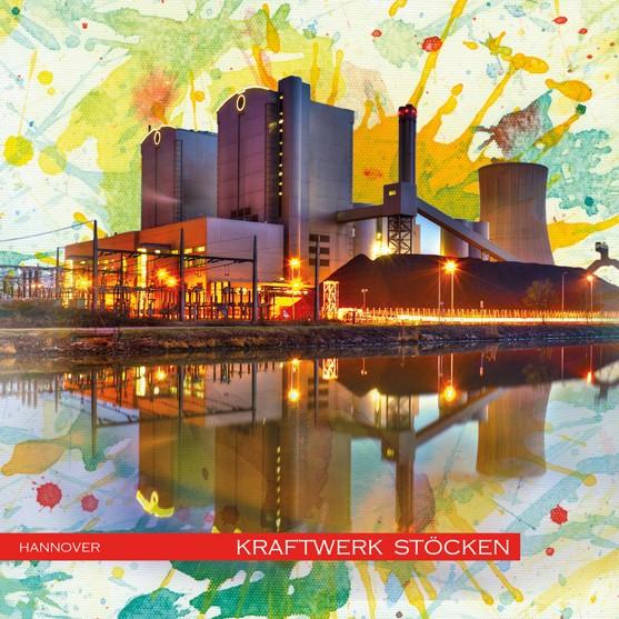 RAY - RAYcities - Hannover - Kraftwerk Stöcken
