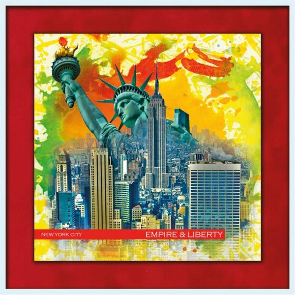 RAY - RAYcities - New York - Empire and Liberty
