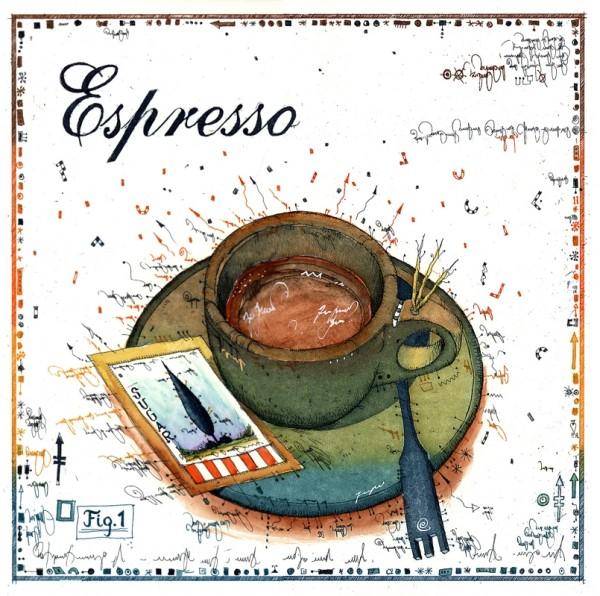LESLIE G. HUNT - Espresso - * aktuelle Lieferbarkeit anfragen