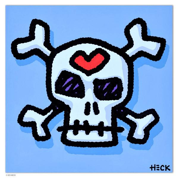 ED HECK - HEART HEADED * aktuelle Lieferbarkeit anfragen