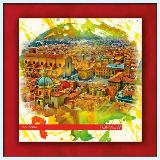 RAY - RAYcities - Bologna - Topview