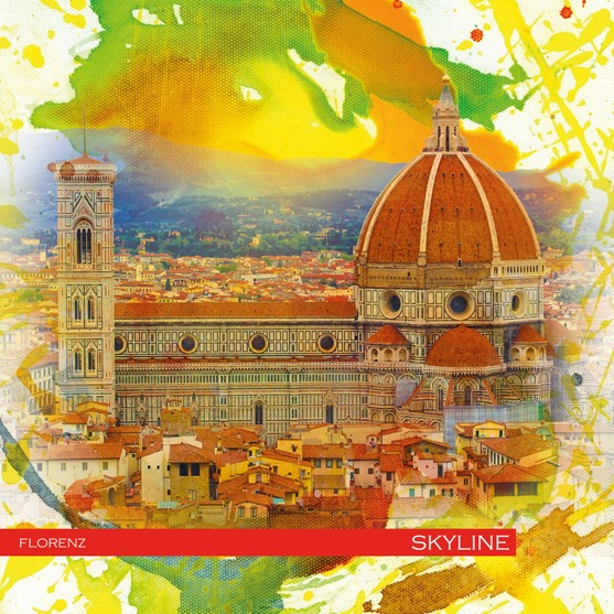 RAY - RAYcities - Florenz - Skyline