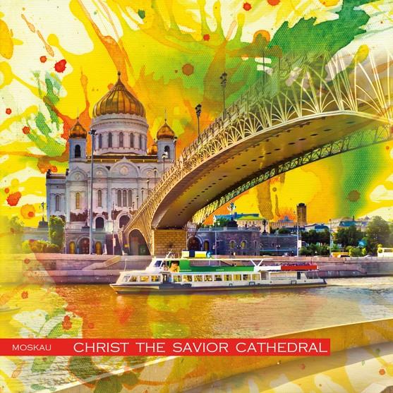 RAY - RAYcities - Moskau - Christ The Savior Cathedral 1