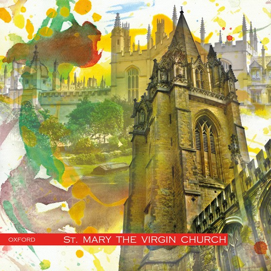 RAY - RAYcities - Oxford - St. Mary the Virgin Church