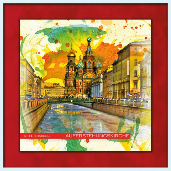 RAY - RAYcities - St. Petersburg - Auferstehungskirche