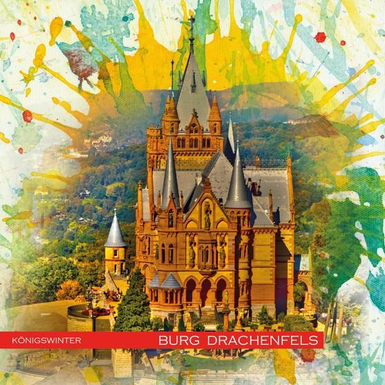 RAY - RAYcities - Königswinter - Burg Drachenfels
