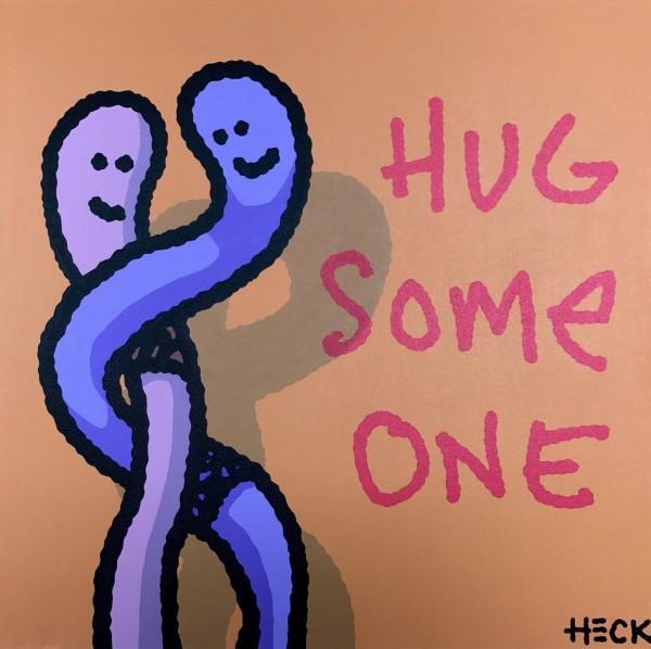 ED HECK - HUG SOME ONE * aktuelle Lieferbarkeit anfragen
