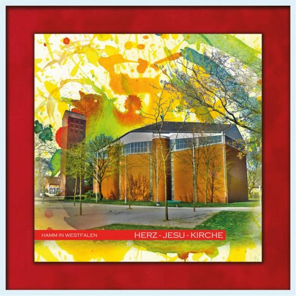 RAY - RAYcities - Hamm - Herz Jesu Kirche
