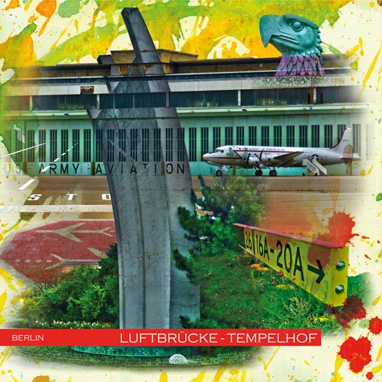 RAY - RAYcities - Berlin - Luftbrücke - Tempelhof