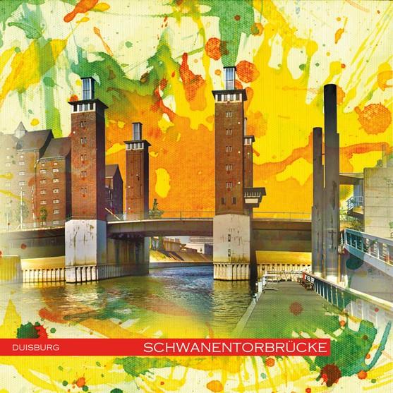 RAY - RAYcities - Duisburg - Schwanentorbrücke