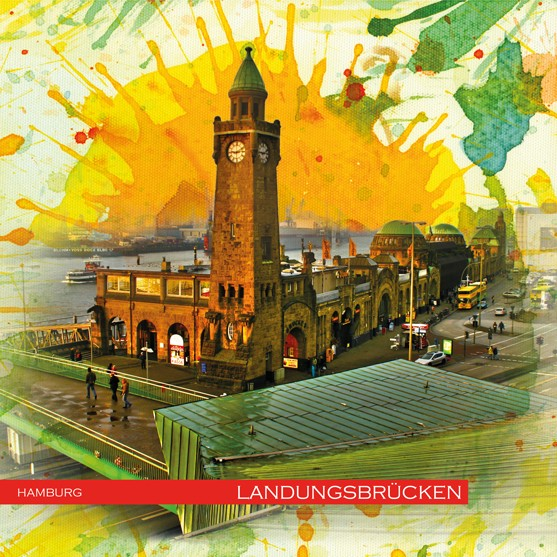 RAY - RAYcities - Hamburg - Landungsbrücken 2
