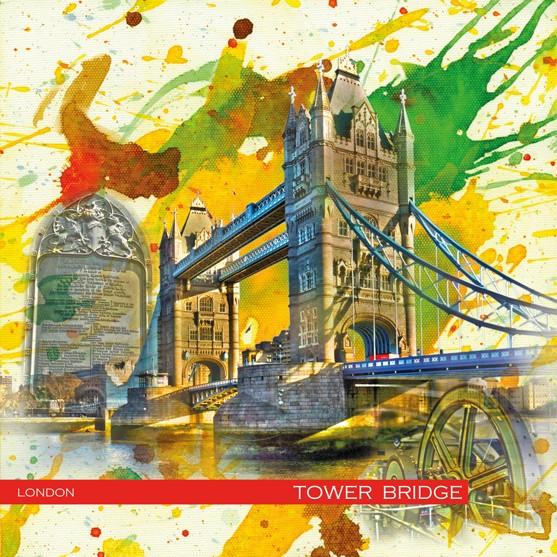 RAY - RAYcities - London - Tower Bridge