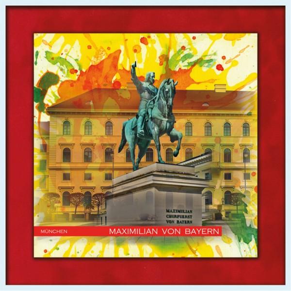 RAY - RAYcities - München - Maximilian von Bayern
