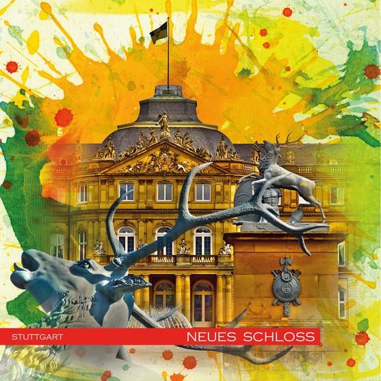 RAY - RAYcities - Stuttgart - Neues Schloss