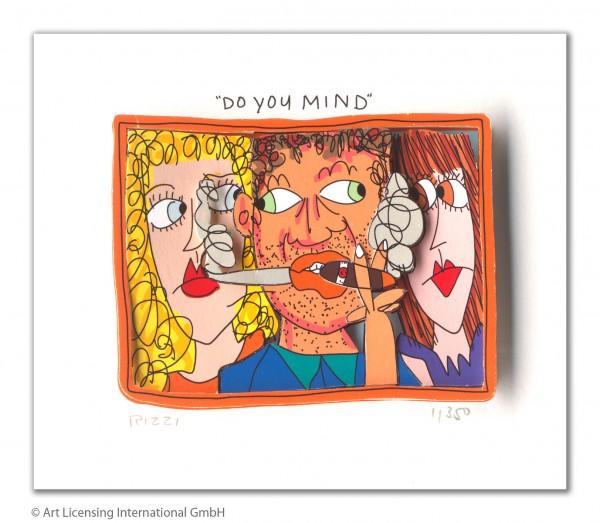 JAMES RIZZI - DO YOU MIND