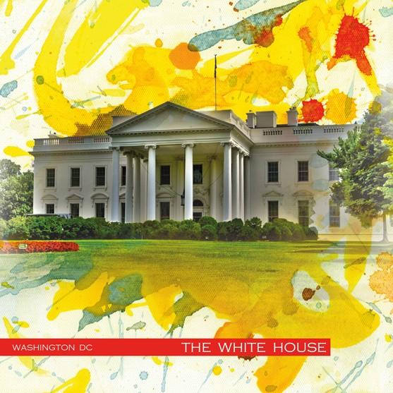 RAY - RAYcities - Washington DC - The White House