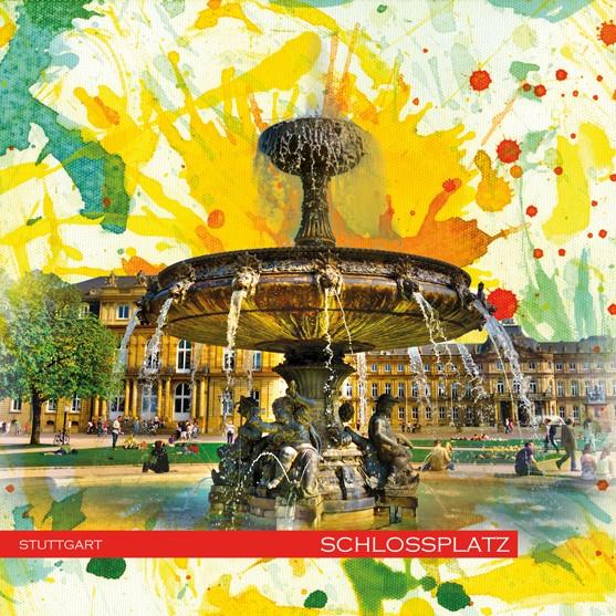 RAY - RAYcities - Stuttgart - Schlossplatz
