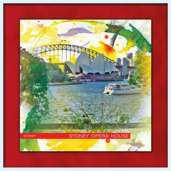 RAY - RAYcities - Sydney - Sydney Opera House and Bridge