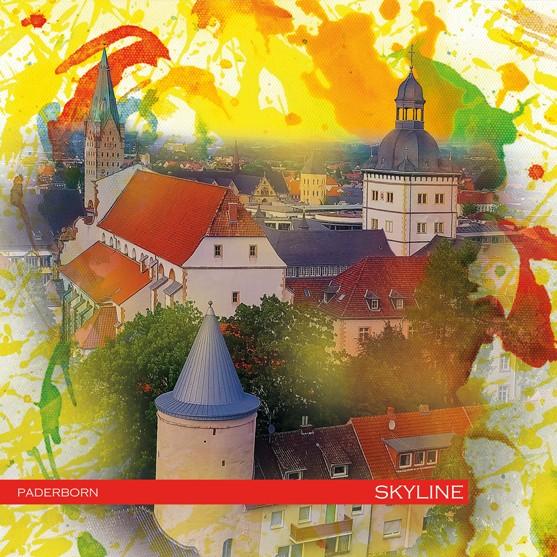 RAY - RAYcities - Paderborn - Skyline