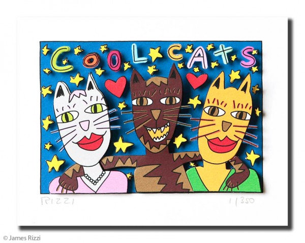 JAMES RIZZI - COOL CATS