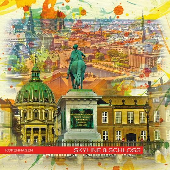 RAY - RAYcities - Kopenhagen - Skyline und Schloss