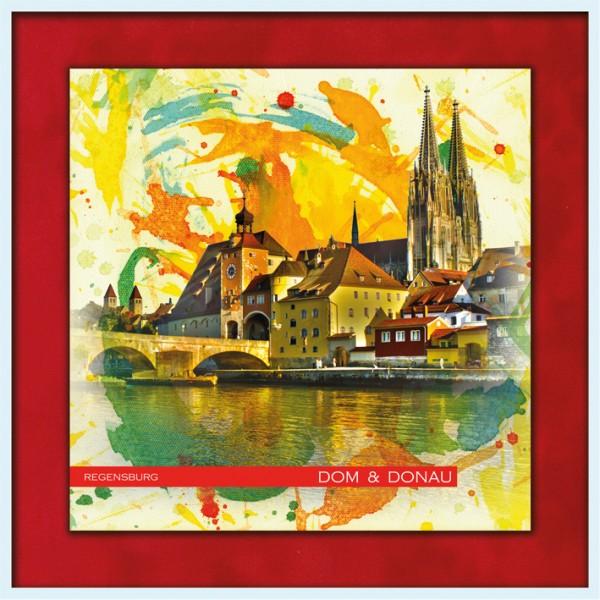 RAY - RAYcities - Regensburg - Dom und Donau