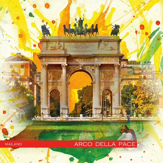 RAY - RAYcities - Mailand - Arco della Pace