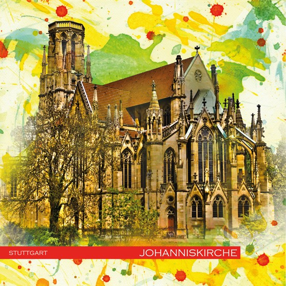 RAY - RAYcities - Stuttgart - Johanniskirche