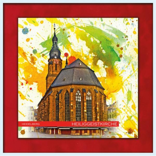 RAY - RAYcities - Heidelberg - Heiliggeistkirche