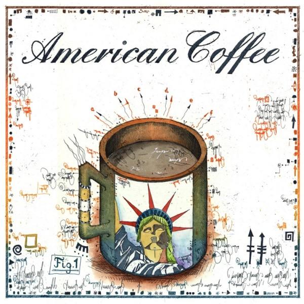 LESLIE G. HUNT - American Coffee - * aktuelle Lieferbarkeit anfragen