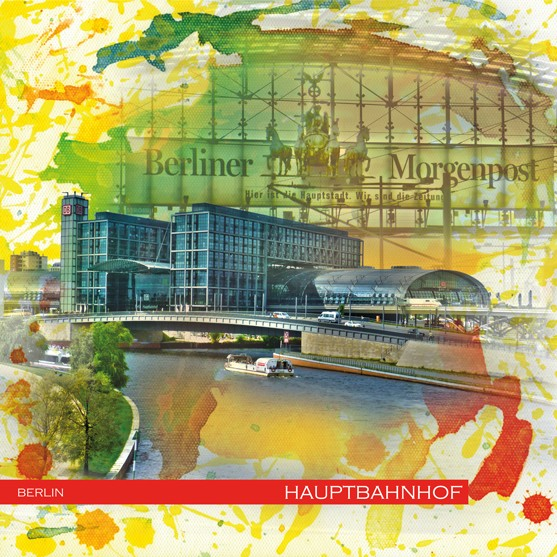 RAY - RAYcities - Berlin - Hauptbahnhof