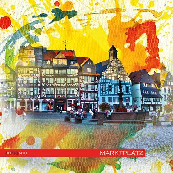 RAY - RAYcities - Butzbach - Marktplatz