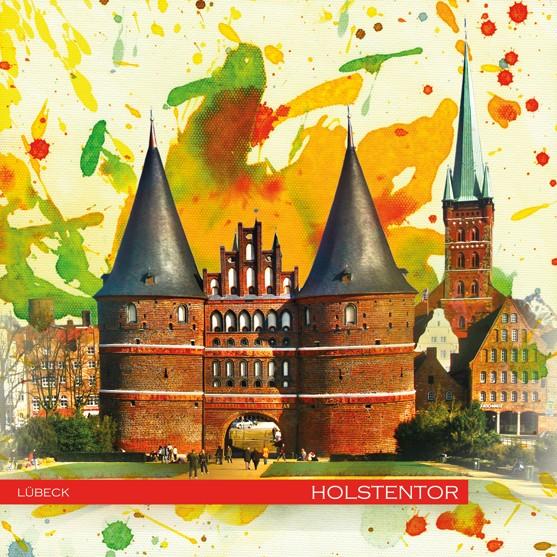 RAY - RAYcities - Lübeck - Holstentor