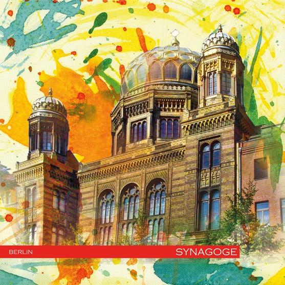 RAY - RAYcities - Berlin - Synagoge 2