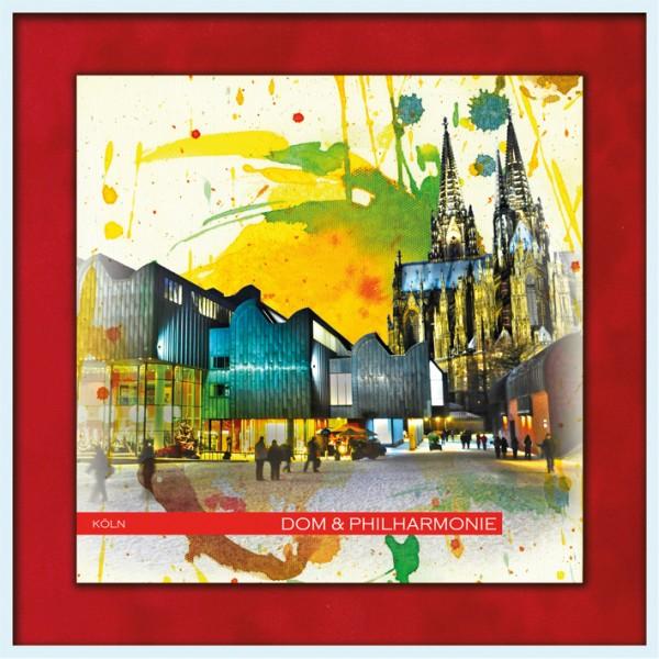 RAY - RAYcities - Köln - Kölner Dom und Philharmonie