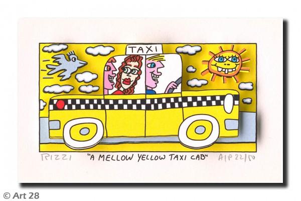 JAMES RIZZI - A MELLOW YELLOW TAXI CAB