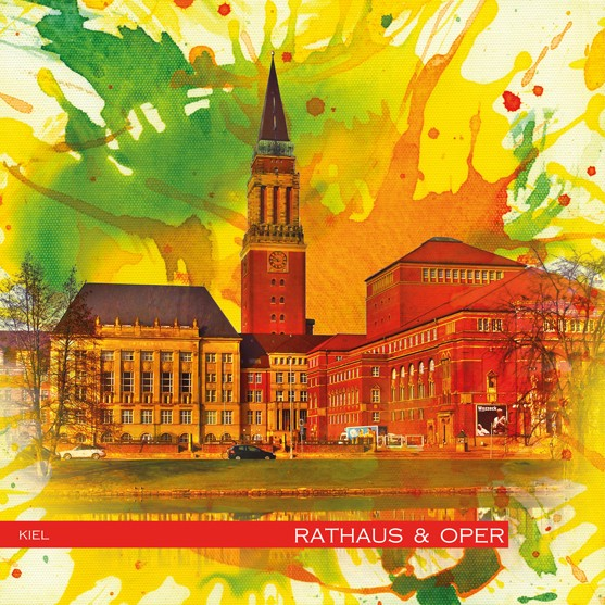 RAY - RAYcities - Kiel - Rathaus und Oper