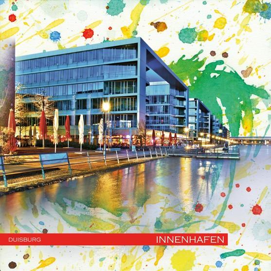 RAY - RAYcities - Duisburg - Innenhafen und Terrasse