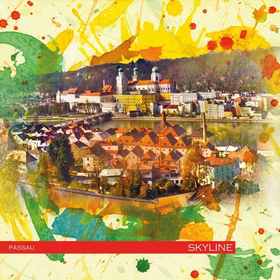 RAY - RAYcities - Passau - Skyline 1