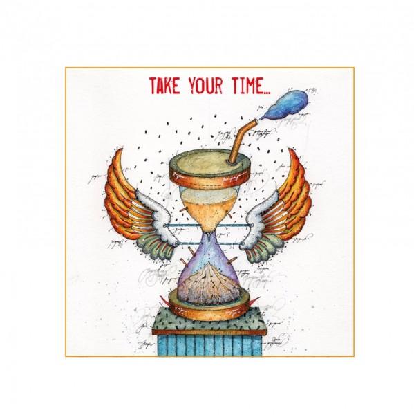 LESLIE G. HUNT - Take your Time..