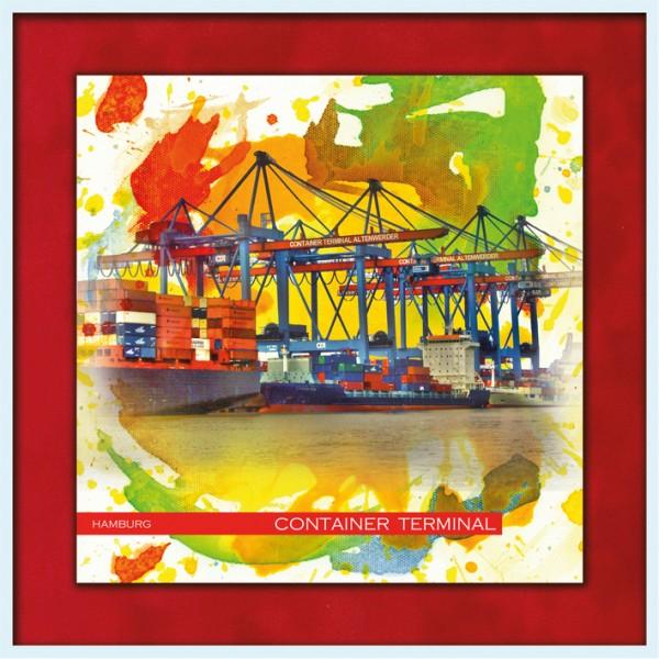 RAY - RAYcities - Hamburg - Container Terminal