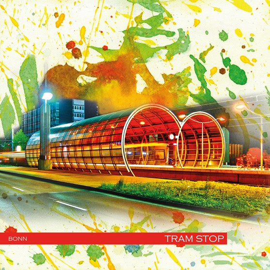 RAY - RAYcities - Bonn - Tram Stop