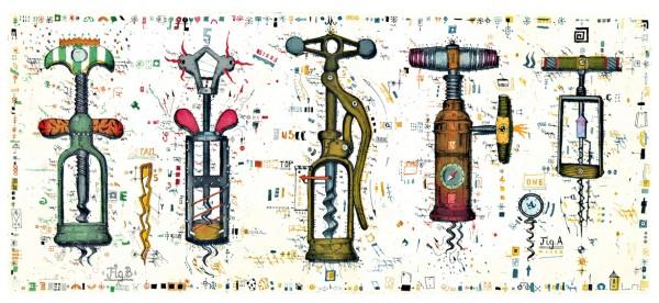 LESLIE G. HUNT - Schlüssel zum Weinparadies