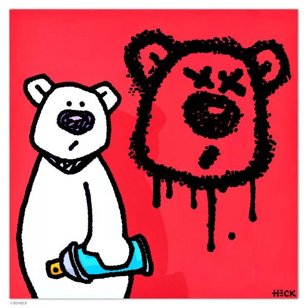 ED HECK - BEAR WITNESS * aktuelle Lieferbarkeit anfragen