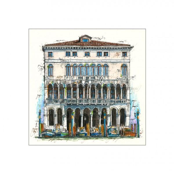 LESLIE G. HUNT - Palazzo Corner Loredan