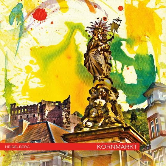 RAY - RAYcities - Heidelberg - Kornmarkt