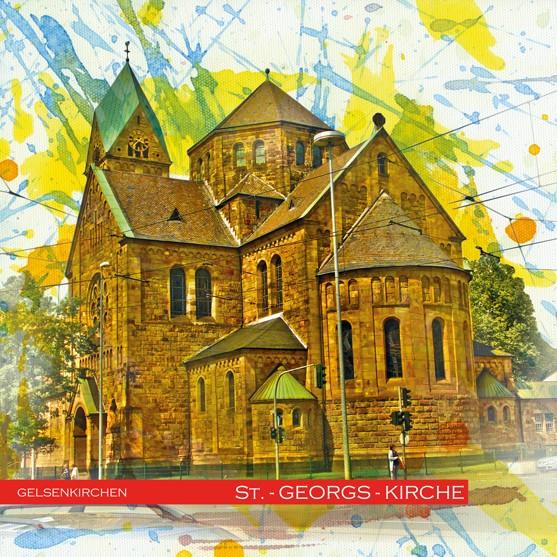 RAY - RAYcities - Gelsenkirchen - Sankt Georgs Kirche